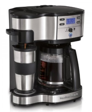 Hamilton-Beach-49980Z-Two-Way-Brewer-Single-Serve-and-12-cup-Coffee-Maker-Stainless-Steel-0