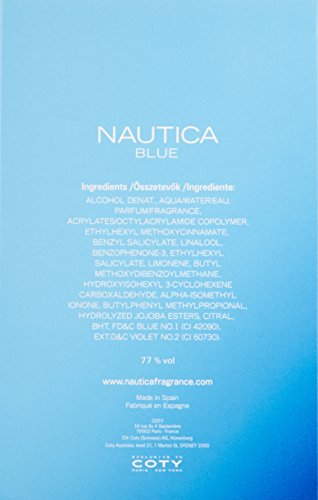 Nautica-Blue-Eau-De-Toilette-Spray-for-Men-34-fluid-ounce-0-0