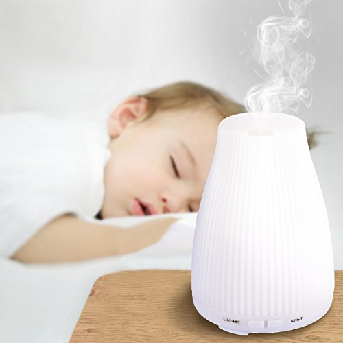 Ultrasonic-Aromatherapy-Essential-Oil-Diffuser-BAXIA-TECHNOLOGY-100ml-Cool-Mist-Humidifier-with-7-Color-LED-Mood-Lights-for-Office-and-Bedroom-0-1