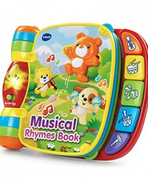 VTech-Musical-Rhymes-Book-0